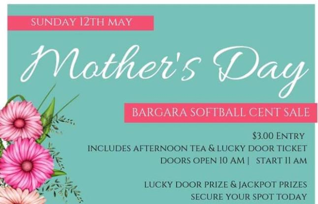 Mother's Day Cent Sale